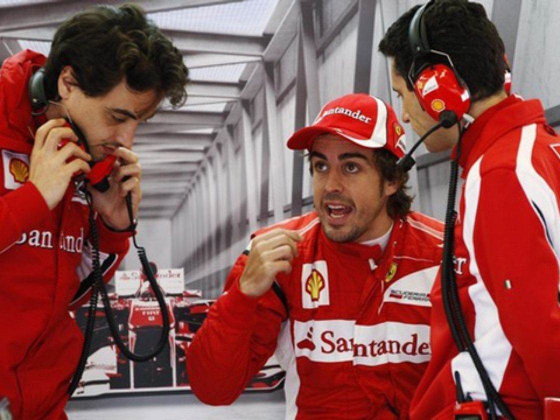 Alonso, optimista tras victoria