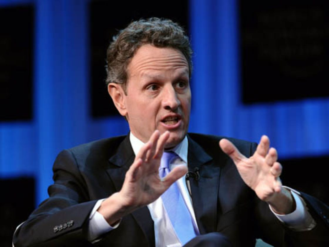 China, desafío formidable para comercio global: Geithner