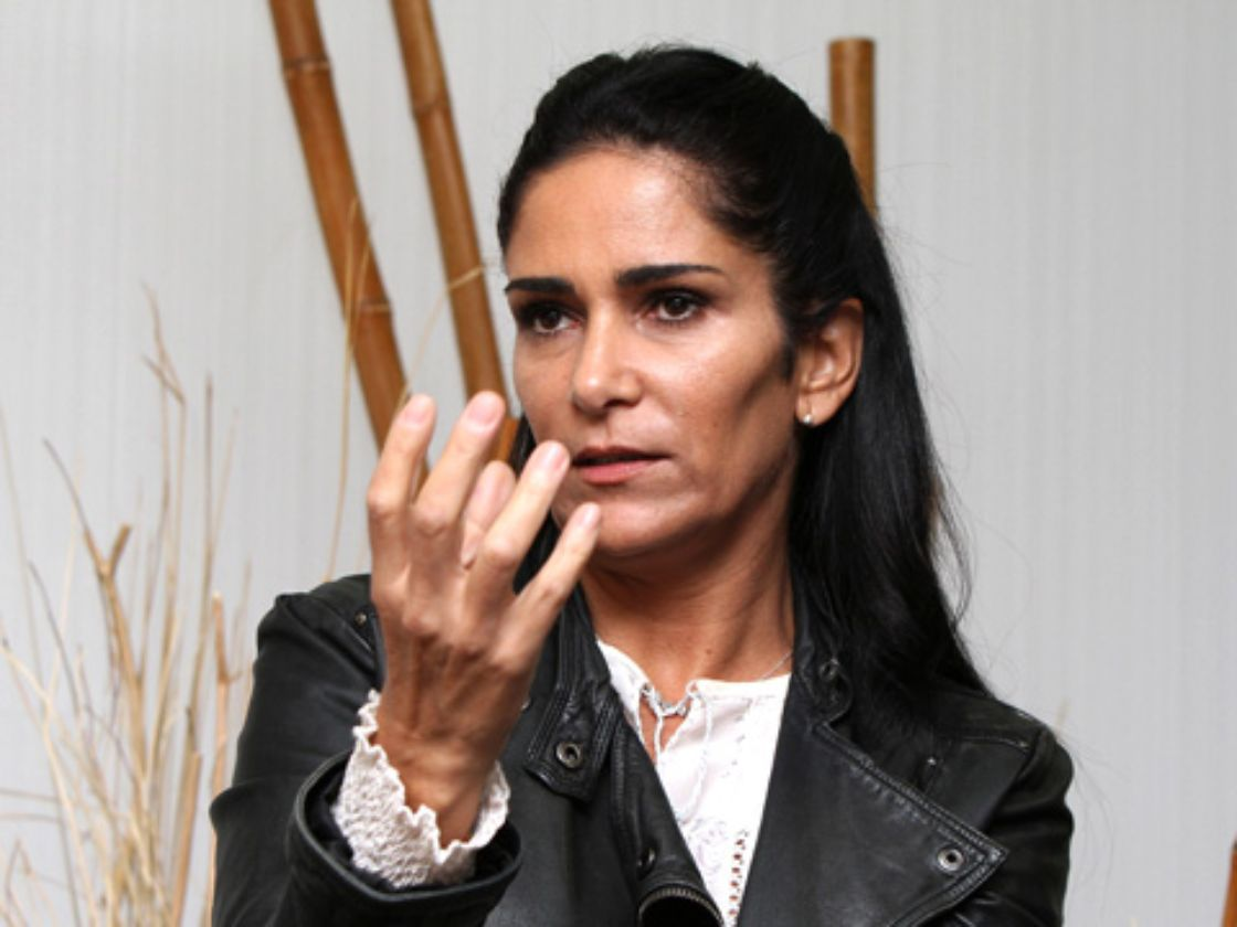 Lydia Cacho recibe Premio Thompson Reuters