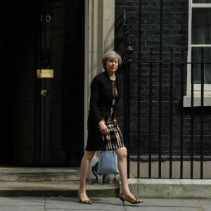 Theresa May, la favorita para suceder a David Cameron