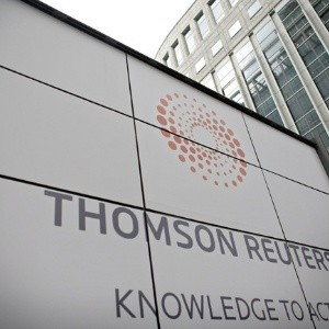 Thomson Reuters supera expectativas y ratifica perspectivas para 2016