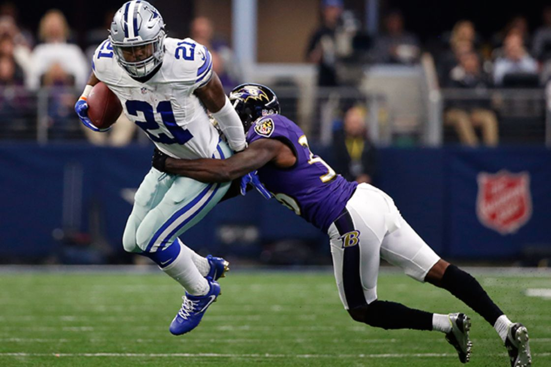 Elliott y Prescott, el estandarte de Dallas