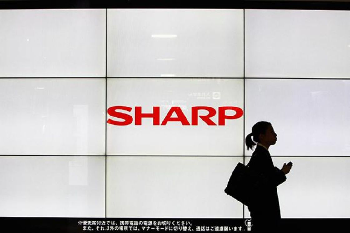 Sharp y SoftBank anuncian inversiones para Trump