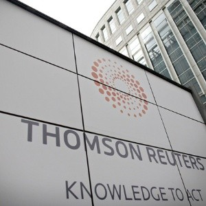 Ventas y ganancias de Thomson Reuters superan pronósticos en 1T