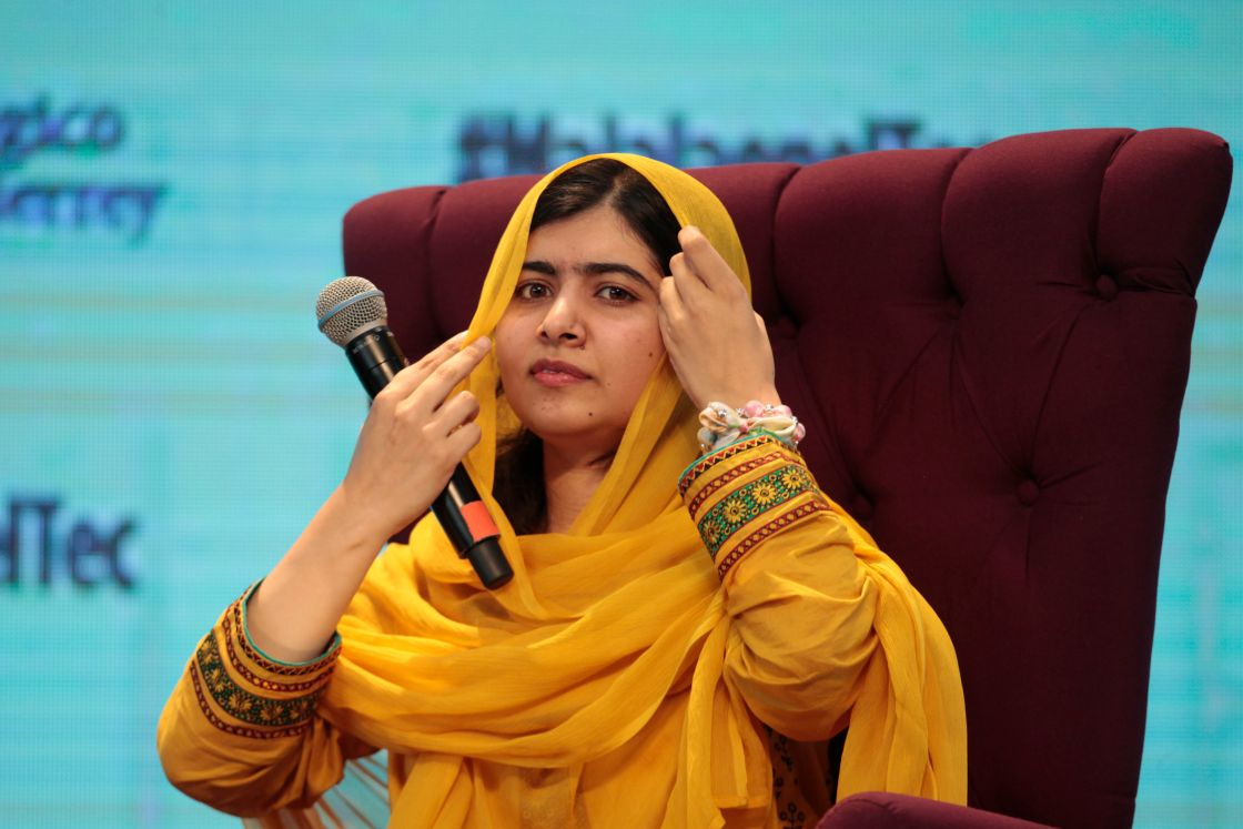 El girlpower de Malala