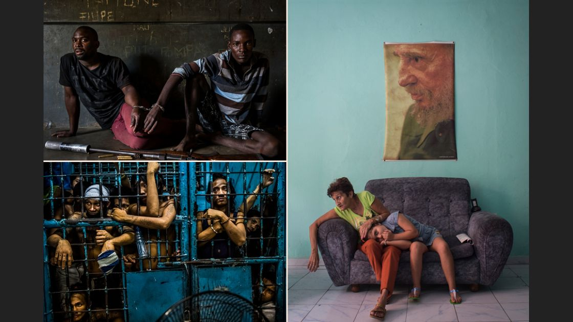 Dies irae, captura del odio, World Press Photo 2017