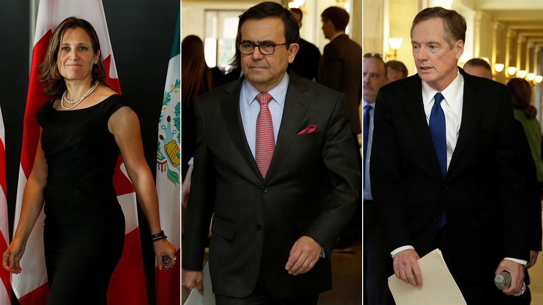 Los canadienses descartan que se lograran avances importantes en las recientes negociaciones en Washington.