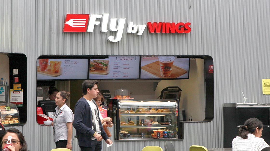 Fly by Wings apuesta a centrales de autobuses