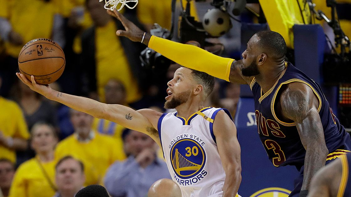 Cavs vs Warriors, capítulo IV