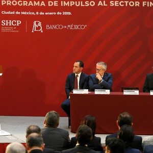 Reforma financiera, con el sello de AMLO