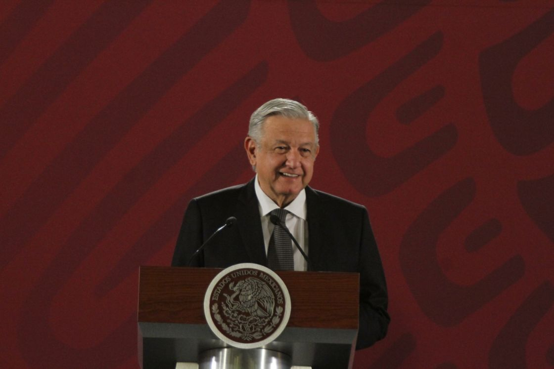 AMLO ve probable una reunión con Trump