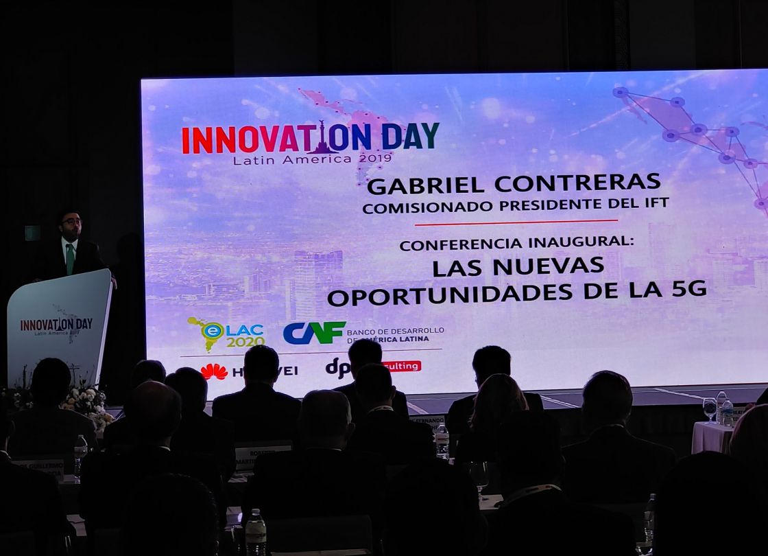 Foro Innovation Day Latin America 2019. Foto EE: Nicolás Lucas