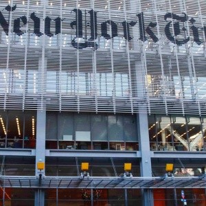The New York Times anuncia que mudará su servicio digital de Hong Kong a Seúl