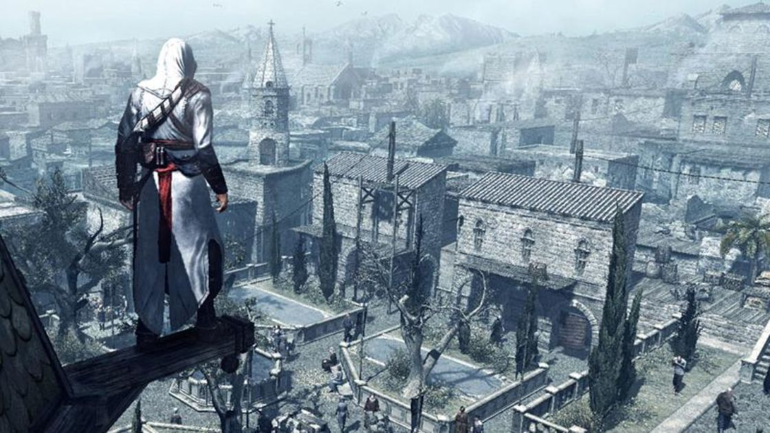 Foto: Twitter Assassin's Creed